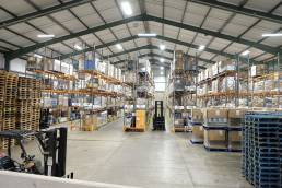 Lighting Design and Supply-Pritchitts Lakeland Dairies