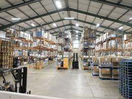 Lighting Design and Supply-Pritchitts Lakeland Dairies